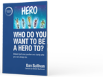Who Do You Want to Be A Hero To? product image.